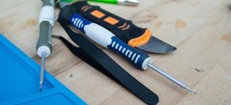 Reparatur-Werkzeuge